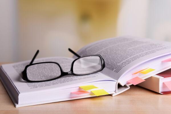 De quoi se compose un livre professionnel ?