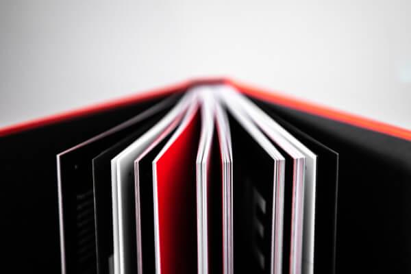 Composition d'un livre